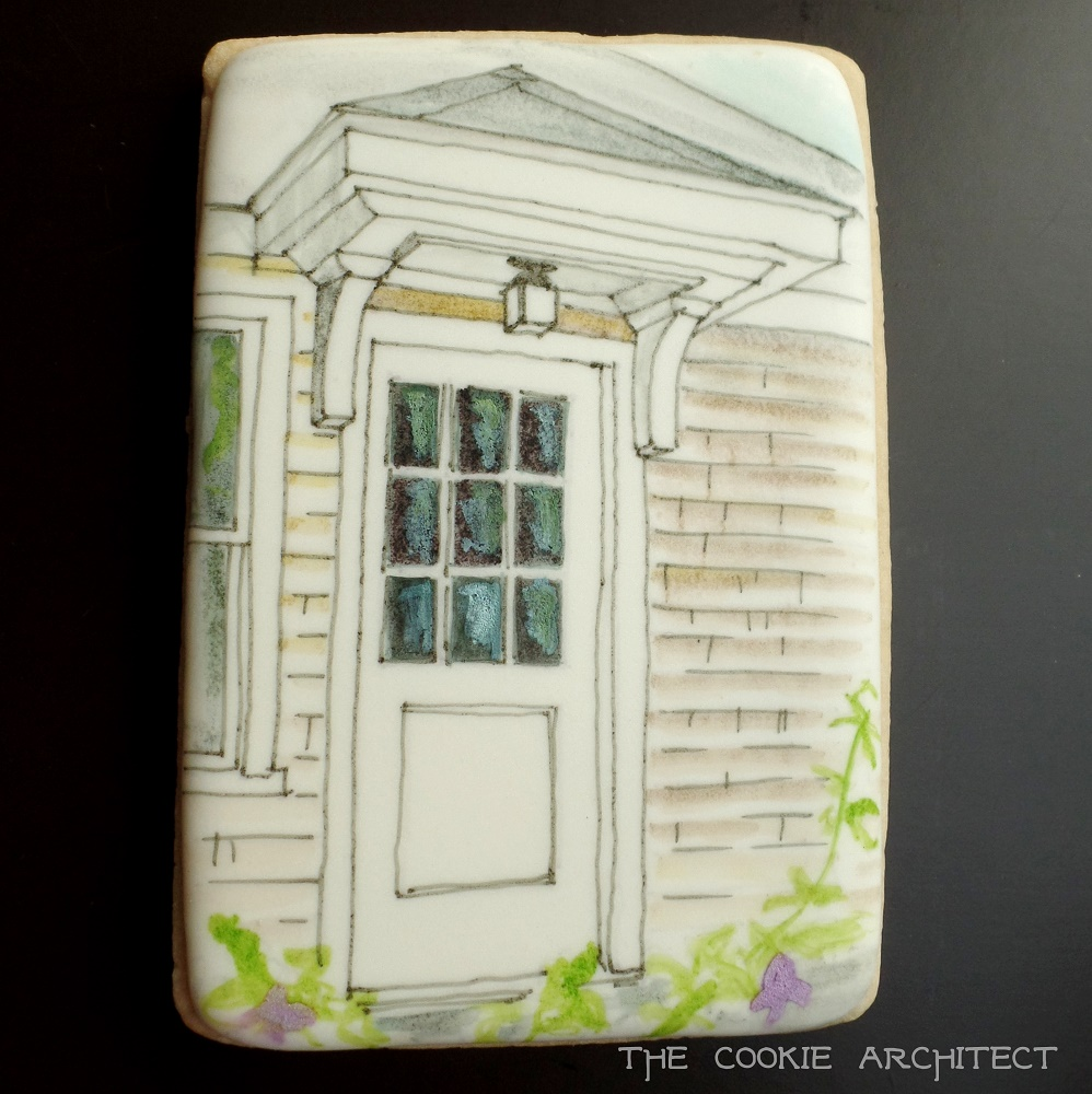 Renew Door | The Cookie Architect
