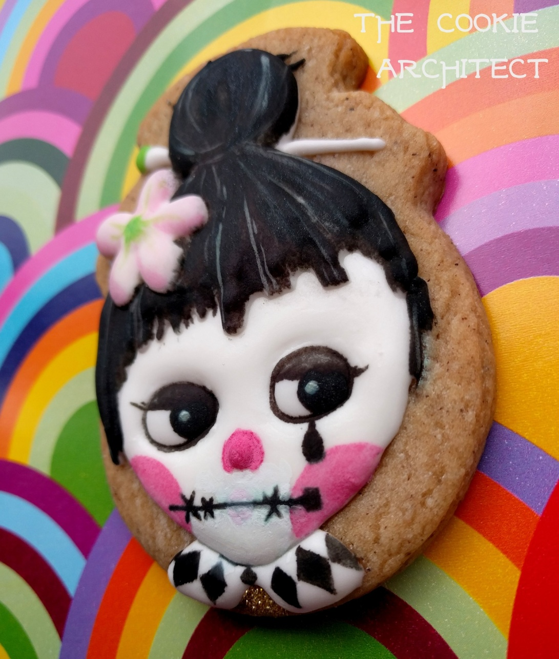 Sad-face Blythe | The Cookie Architect