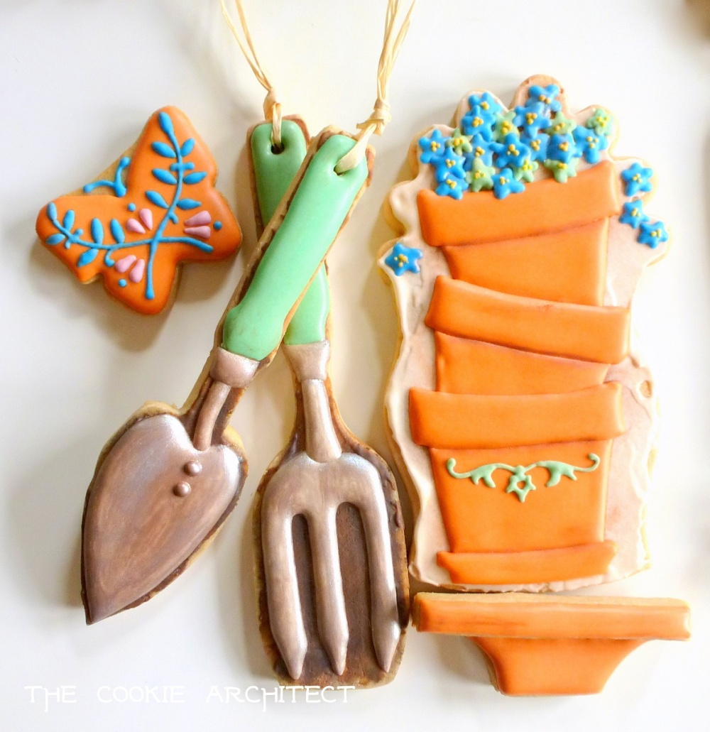 Garden Tools | The Cookie Architect
