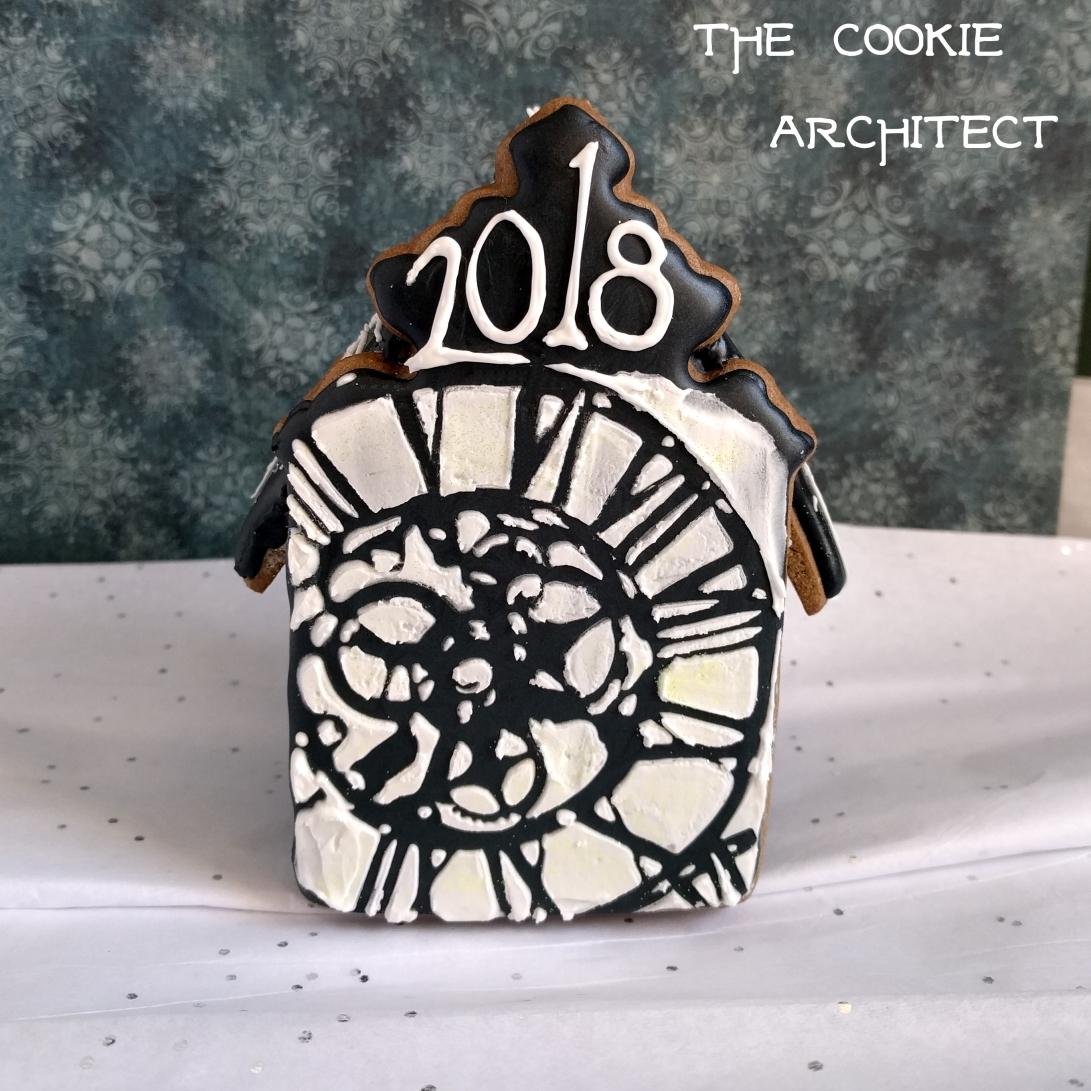 2018 Gingerbread