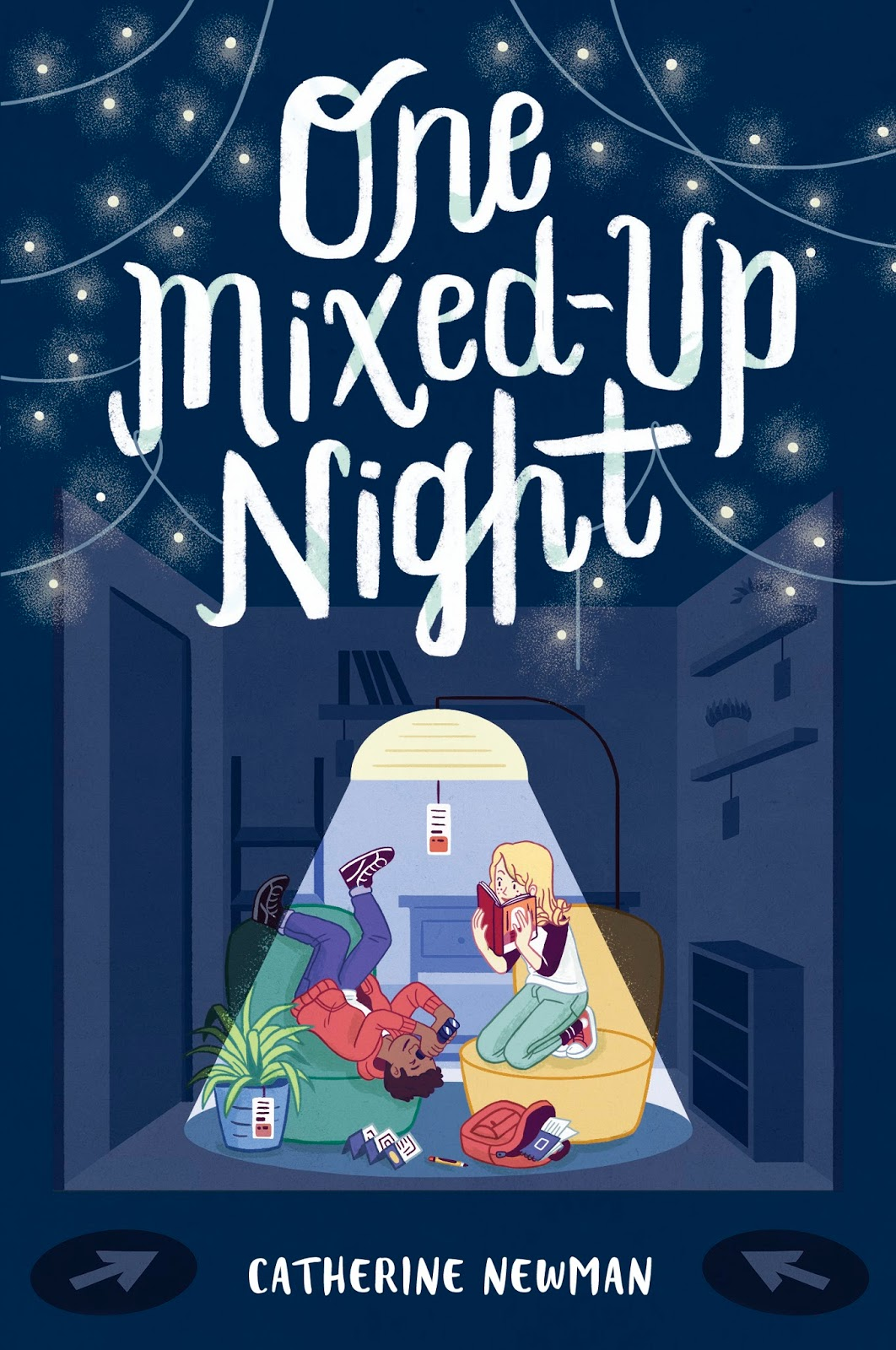 OneMixed-UpNight Book