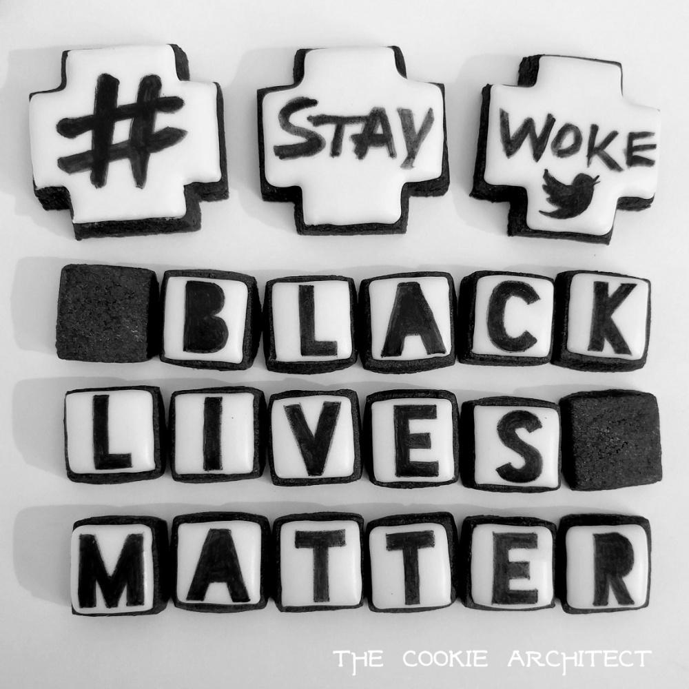 #staywoke