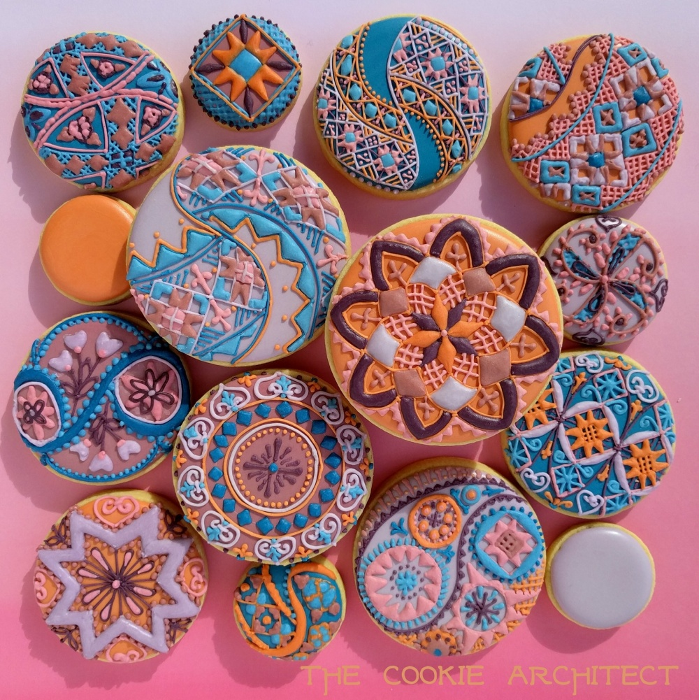 pysanky rounds